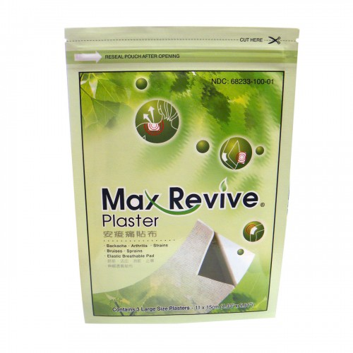 Max Revive Plaster Patch