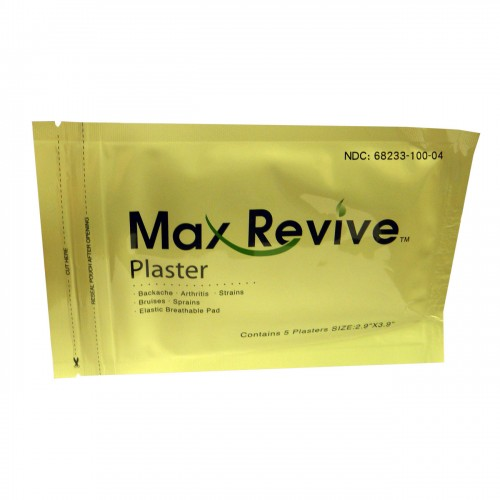 Small Max Revive Plaster Patch