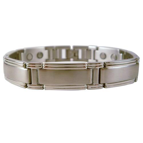 Magnetic Bracelet Brushed