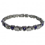 Magnetic Bracelets Hearts