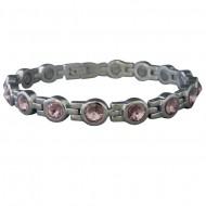 Magnetic Bracelet Amethyst