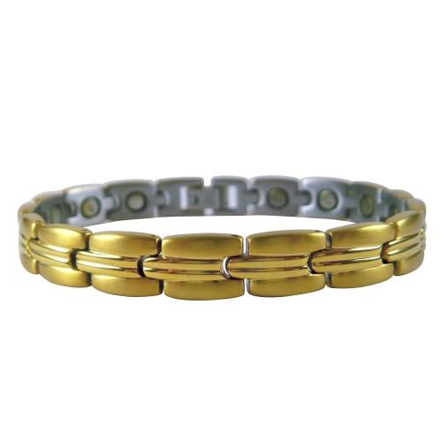 Magnetic Bracelet Satin Center