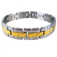 Magnetic Bracelet Quilted