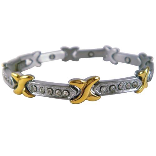 Magnetic Bracelet Crystal Bar