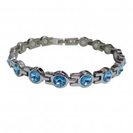 Magnetic Bracelet Round Topez