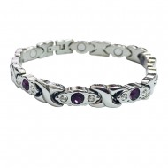 Magnetic Bracelet With...