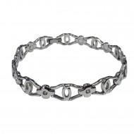 Magnetic Bracelet Silver...