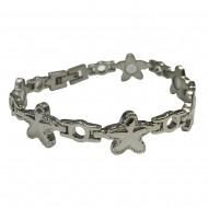 Magnetic Bracelet S/G Starfish