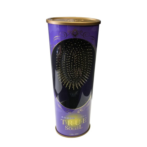 Light & Massage Therapy Magnetic Hairbrush