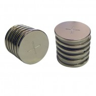 MAGNETIC NICKLE DISCS 1 INCH BY 2 MILLIMETER