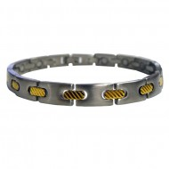 Magnetic Stainless Steel Bracelet Cable Cord