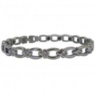 Magnetic Titanium Bracelet Horseshoe