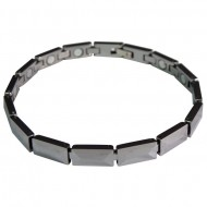 Magnetic Tungsten Bracelet Pyramid