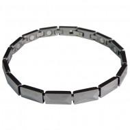 Magnetic Tungsten Bracelet Pyramid