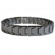 Magnetic Tungsten Bracelet Pebble Beach