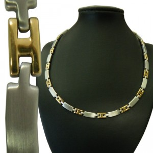 Magnetic Necklace Thin H