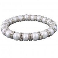 Magnetic Hematie Tuchi Pearls Breacelet