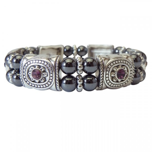 Magnetic Hematite Arizona Bracelet