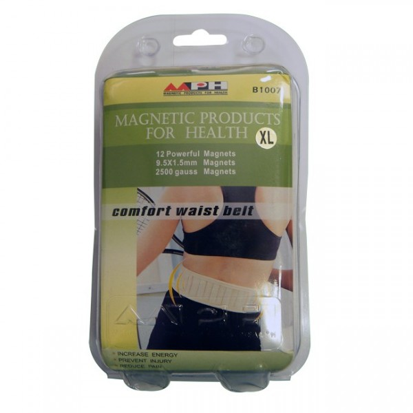Ultra Light weight Silm Magnetic Back Belt