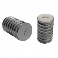 Magnetic Nickle Discs 3/4 inch by 2 millimeter