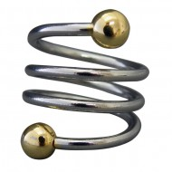Magnetic Ring Heavy Spiral