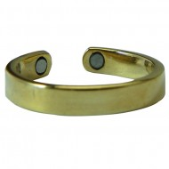Magnetic Band Toe Ring