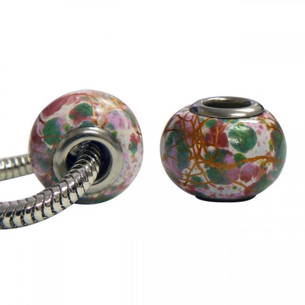 Magnetic Charm Beads