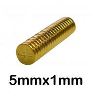Magnetic Neodymium Acupressure Ear Magnets