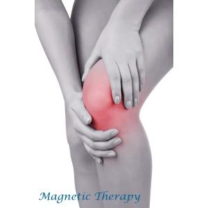 Magnetic knee tube